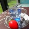 千红一次性水晶杯