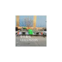 塑料板双体母猪分娩产床厂家咨询/亨特畜牧
