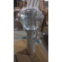不锈钢负压气体过滤器真空除菌过滤器