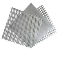 金属冲孔板加工工厂