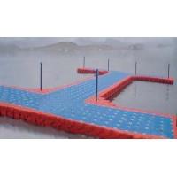 模块化塑料浮动码头,外贸推广