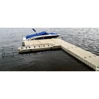 海上定制模块化浮式冲浪船船坞海洋系统,外贸推广